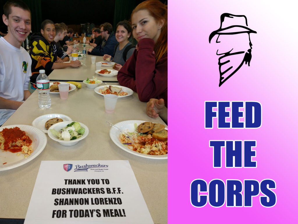 Feed the Corps
